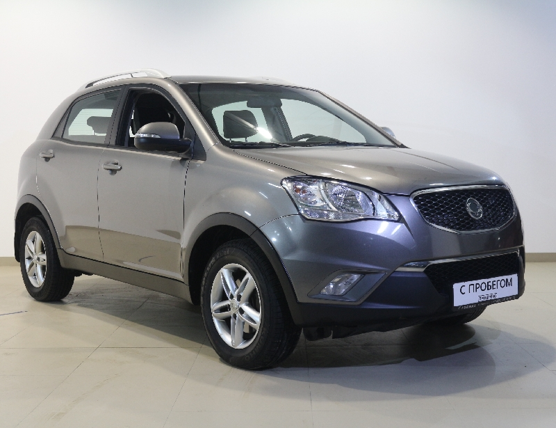 SsangYong Actyon <br />2.0 AT (149 л.с.) 4WD