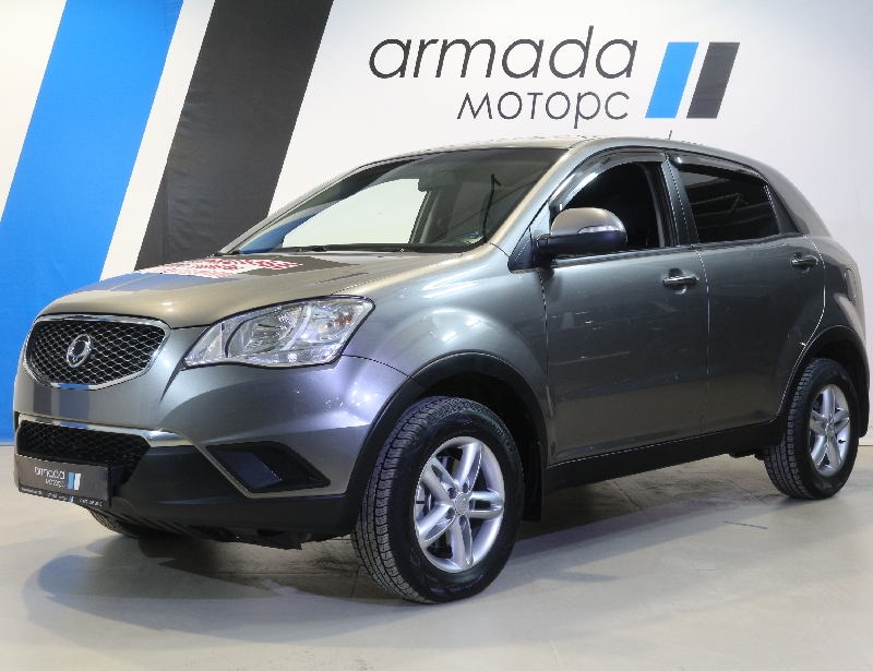 SsangYong Actyon <br />2.0d AT (149 л.с.) 4WD