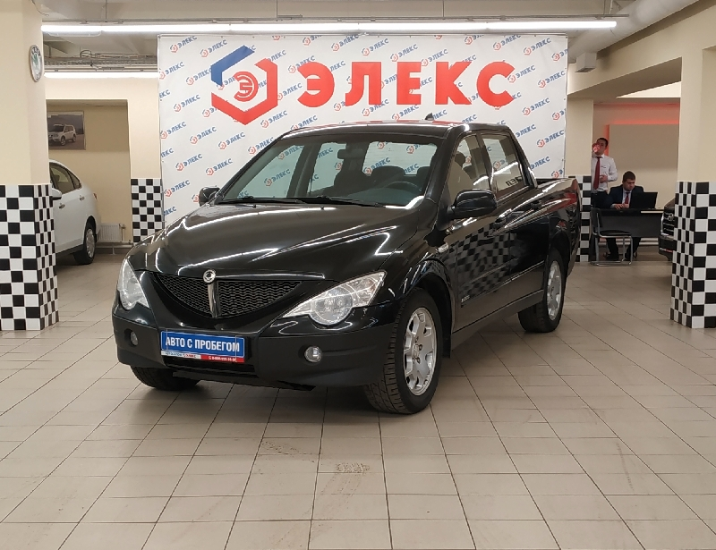 SsangYong Actyon Sports <br />2.0d MT (141 л.с.) 4WD