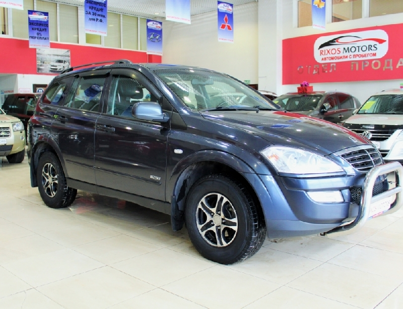 SsangYong Kyron <br />2.3 AT (150 л.с.) 4WD
