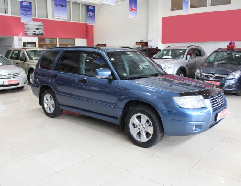 Subaru Forester <br />2.0 MT (158 л.с.) 4WD