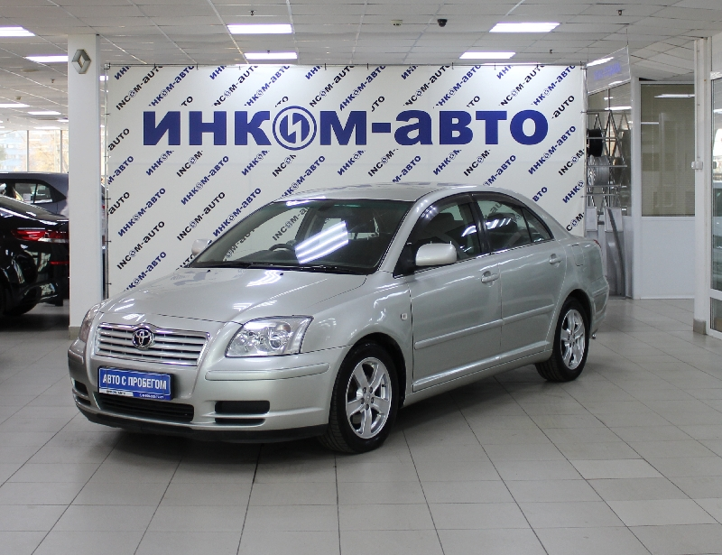 Toyota Avensis <br />2.0 AT (155 л.с.)