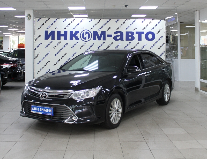Toyota Camry <br />2.5 AT (181 л.с.)