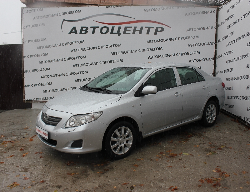 Toyota Corolla <br />1.6 AT (124 л.с.)