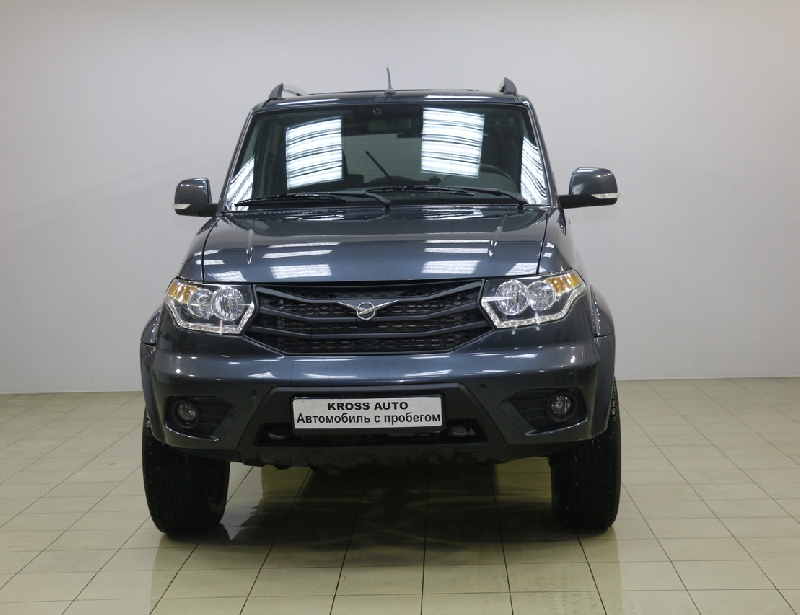 УАЗ Patriot <br />2.2d MT (114 л.с.) 4WD