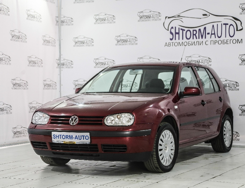 Volkswagen Golf <br />2.3 AT (150 л.с.)