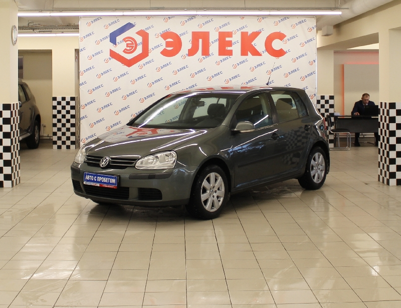 Volkswagen Golf <br />1.6 AT (102 л.с.)
