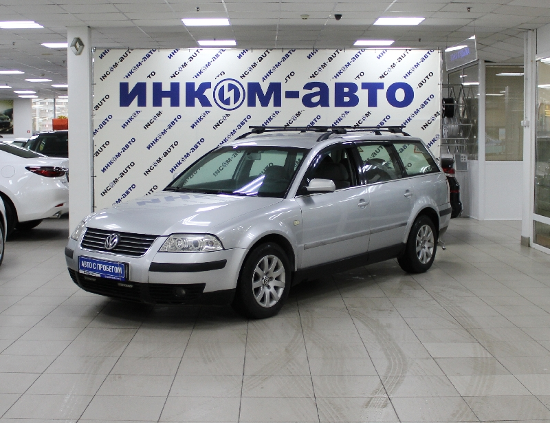 Volkswagen Passat <br />1.9d AT (130 л.с.)