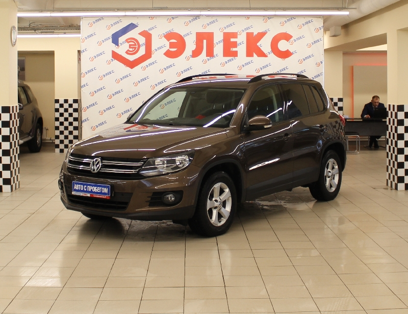 Volkswagen Tiguan <br />1.4 AT (150 л.с.) 4WD