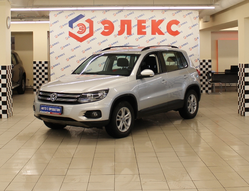 Volkswagen Tiguan <br />2.0 AT (170 л.с.) 4WD
