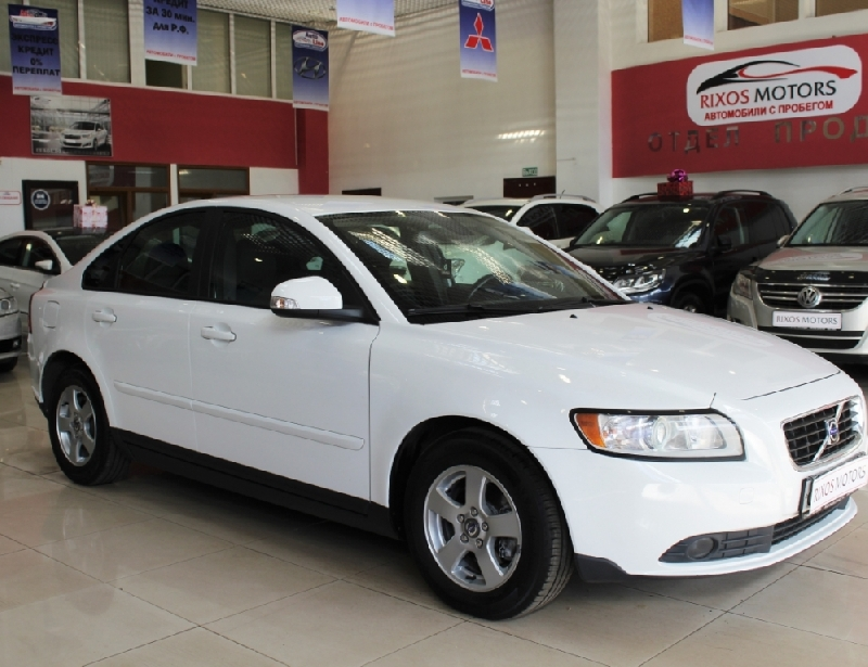 Volvo S40 <br />2.0 AT (145 л.с.)